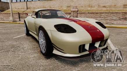 Bravado Banshee GT3 für GTA 4