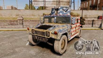 HMMWV M1114 Freedom für GTA 4