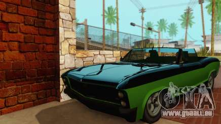 Gta 5 Buccaneer aktualisiert für GTA San Andreas