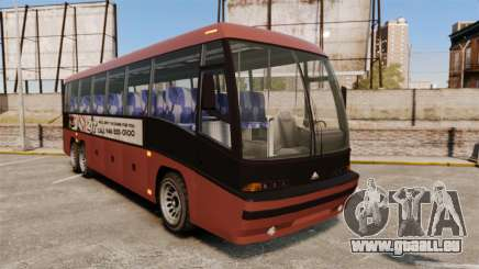 GTA V Dashhound Maibatsu für GTA 4