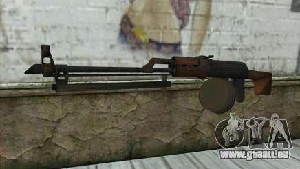 RPK Machine Gun für GTA San Andreas