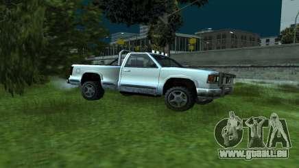 Yosemite Hunter für GTA San Andreas
