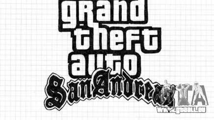 GTA San Andreas Loading Screen pour GTA 5