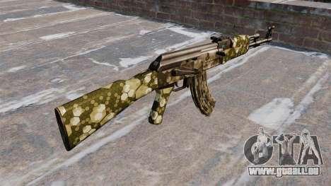 L'AK-47 Hex pour GTA 4 secondes d'écran