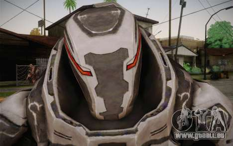 Robo Creed pour GTA San Andreas troisième écran