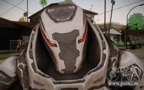 Robo Creed für GTA San Andreas dritten Screenshot