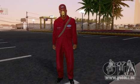 Bug Star Robbery 2 pour GTA San Andreas deuxième écran