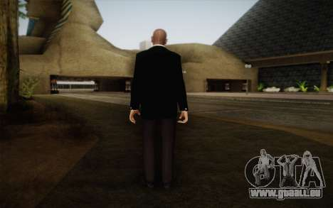Jason Statham für GTA San Andreas zweiten Screenshot