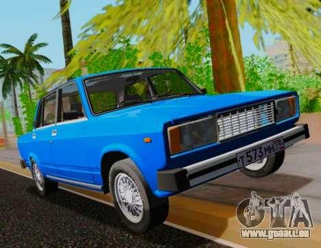 VAZ 2105 Riva pour GTA San Andreas