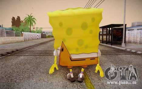 Sponge Bob für GTA San Andreas zweiten Screenshot