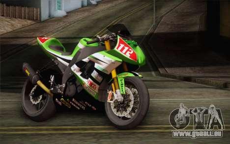 Kawasaki ZX-10R Ninja für GTA San Andreas