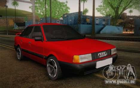 Audi 80 B3 v1.0 pour GTA San Andreas