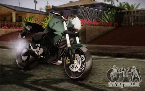 Yamaha FZ6 pour GTA San Andreas