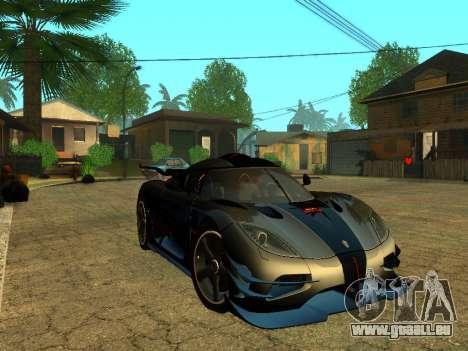 ENBSeries Von Makar_SmW86 v1.0 für GTA San Andreas sechsten Screenshot