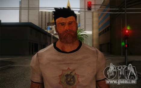 Serious Sam Final Version für GTA San Andreas dritten Screenshot