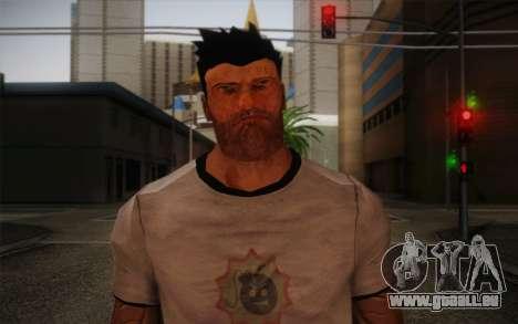 Serious Sam Final Version pour GTA San Andreas troisième écran