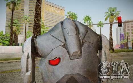 B2-Super Battle Droid skin pour GTA San Andreas troisième écran