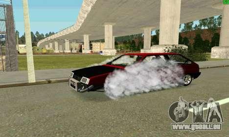 VAZ 2108 Turbo für GTA San Andreas Motor