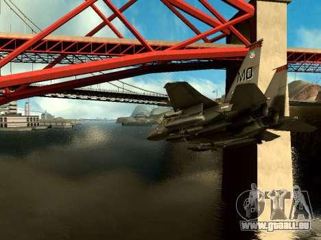 ENBSeries von Makar_SmW86 Medium PC für GTA San Andreas her Screenshot