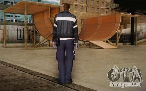 Medical from GTA IV pour GTA San Andreas deuxième écran