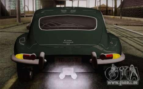 Jaguar E-Type 4.2 für GTA San Andreas Räder