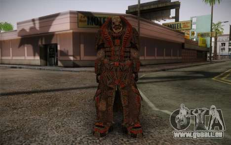 Theron Guard Cloth From Gears of War 3 v1 pour GTA San Andreas