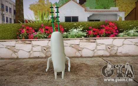 Plankton für GTA San Andreas zweiten Screenshot