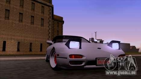 Nissan 240sx Low für GTA San Andreas