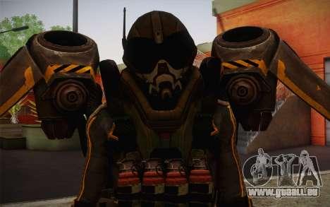 Firefly из Bataman pour GTA San Andreas troisième écran