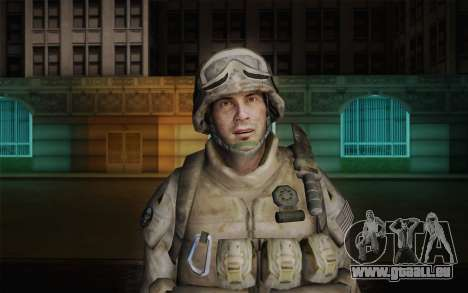 U.S. Marines für GTA San Andreas dritten Screenshot