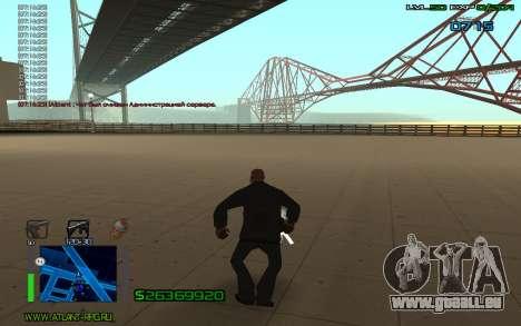 Saut pour GTA San Andreas