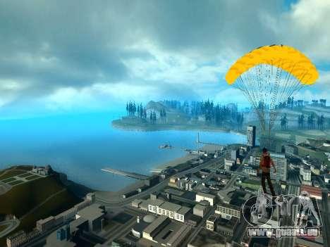 ENBSeries von Makar_SmW86 Medium PC für GTA San Andreas fünften Screenshot