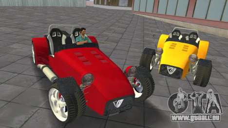 Caterham Super Seven pour GTA Vice City