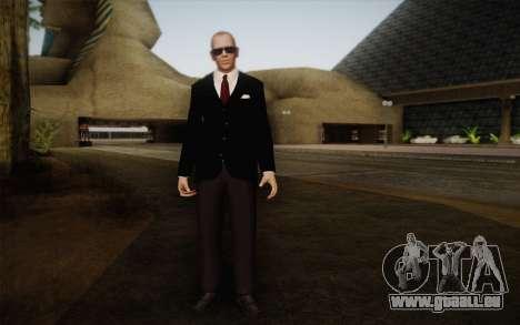 Jason Statham pour GTA San Andreas
