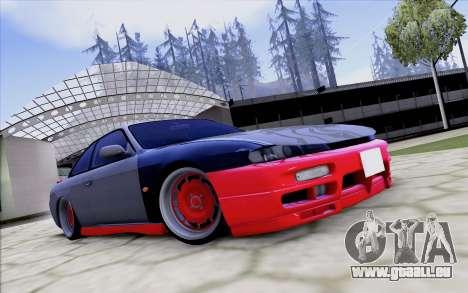 Nissan Silvia S14 für GTA San Andreas