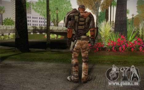 Roland из Borderlands 2 pour GTA San Andreas deuxième écran