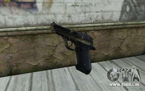 M9 Pistol für GTA San Andreas