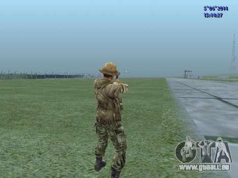 L'atmosphère de soldat de l'URSS pour GTA San Andreas quatrième écran