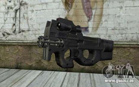 FN P90 MkII für GTA San Andreas