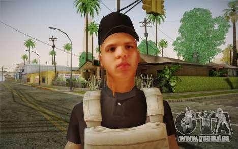 Desmadroso v1 pour GTA San Andreas troisième écran