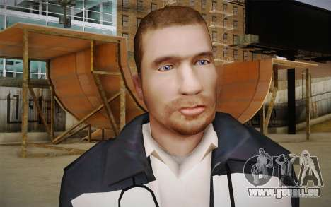 Medical from GTA IV für GTA San Andreas dritten Screenshot