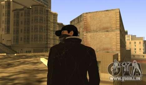 New Aiden Pearce pour GTA San Andreas sixième écran