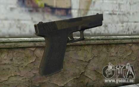 Glock 19 pour GTA San Andreas deuxième écran