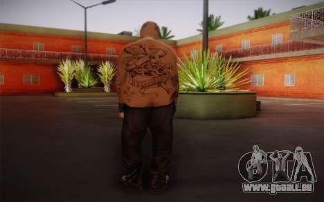 Him pour GTA San Andreas deuxième écran