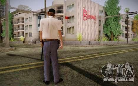 Satpam für GTA San Andreas zweiten Screenshot