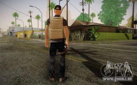Desmadroso v1 pour GTA San Andreas deuxième écran
