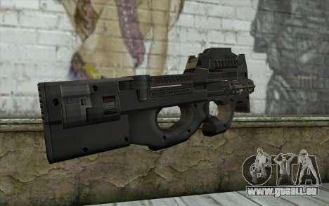 FN P90 MkII pour GTA San Andreas deuxième écran