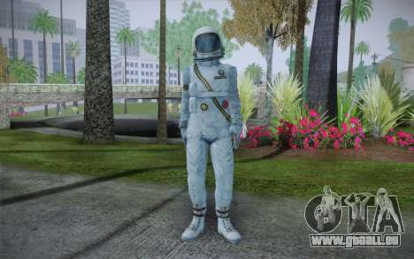 Spacesuit From Fallout 3 für GTA San Andreas