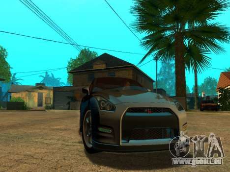 ENBSeries Par Makar_SmW86 v1.0 pour GTA San Andreas deuxième écran