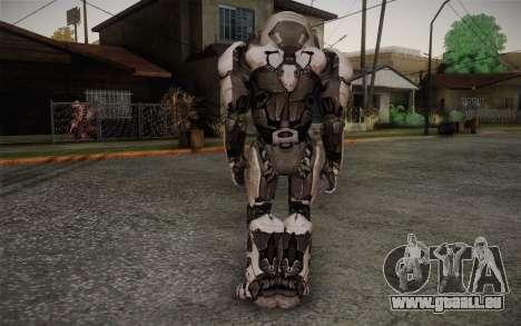 Robo Creed pour GTA San Andreas deuxième écran